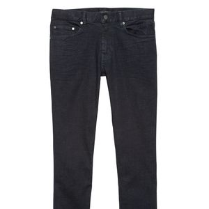 Slim Rapid Movement Denim Dark Wash Jean